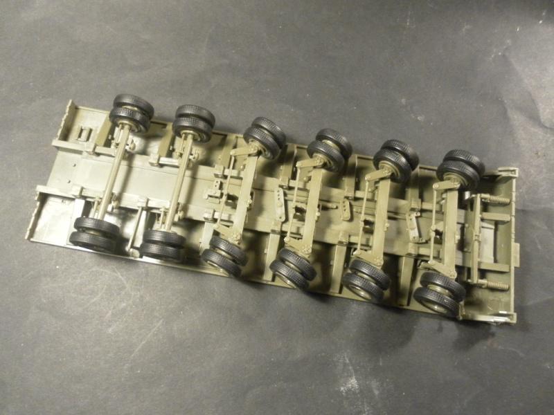 FAUN SLT 56 1/35 trumpeter R110