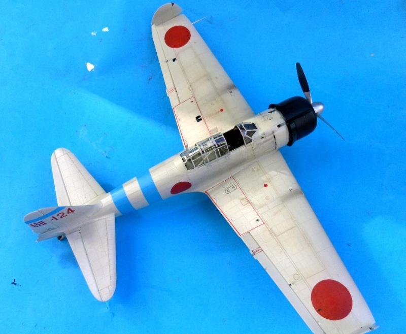 A6M2B  ZERO   tamiya 1/32 Sam_0919