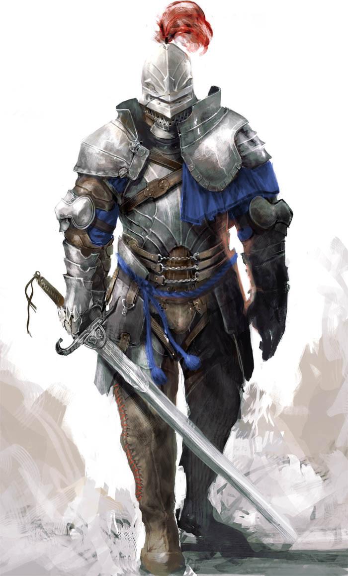 Gardes et Archers du Mona. 1solda10