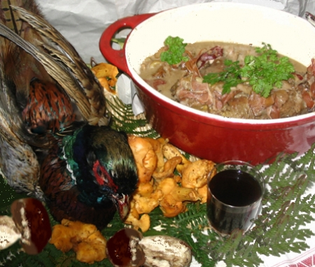 Nos repas chaud du soir Faisan10
