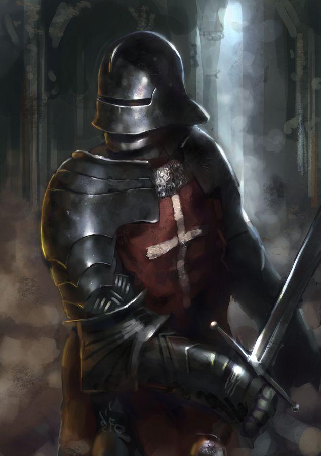 Garde  (PNJ)réfectoire Jack et Mortimer (Morti' ) Gothic10