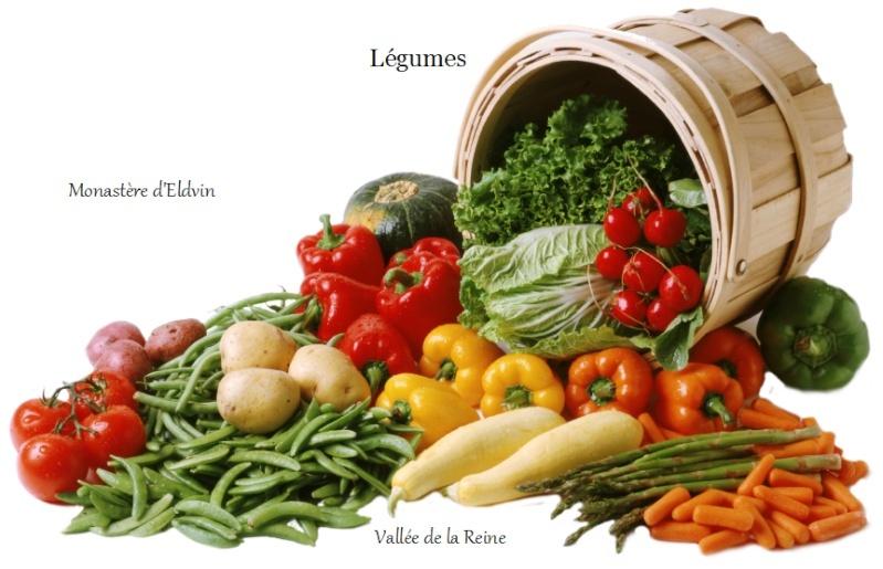 Nos Paniers de Fruits et Potager Legume10