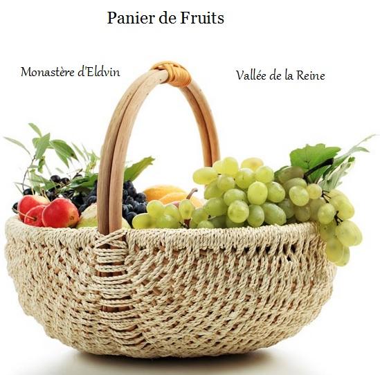 Nos Paniers de Fruits et Potager Panier10