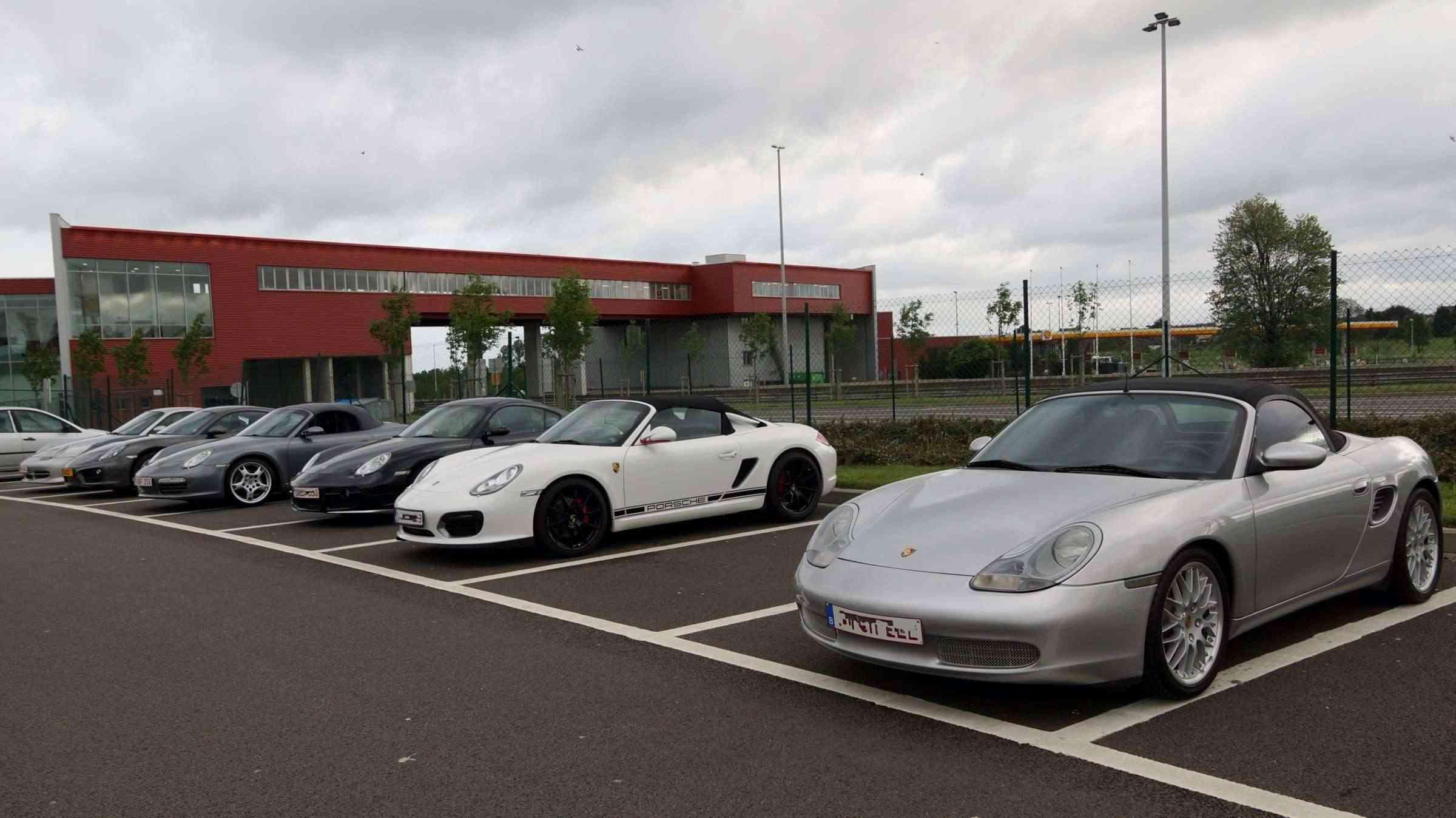 Compte rendu des Porsche Days Francorchamps 2014 Dsc01111