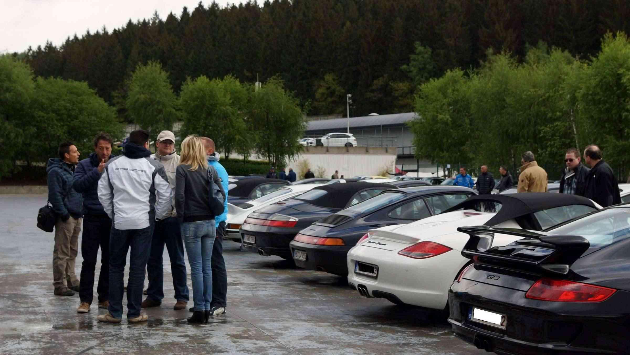 Compte rendu des Porsche Days Francorchamps 2014 Dsc01113