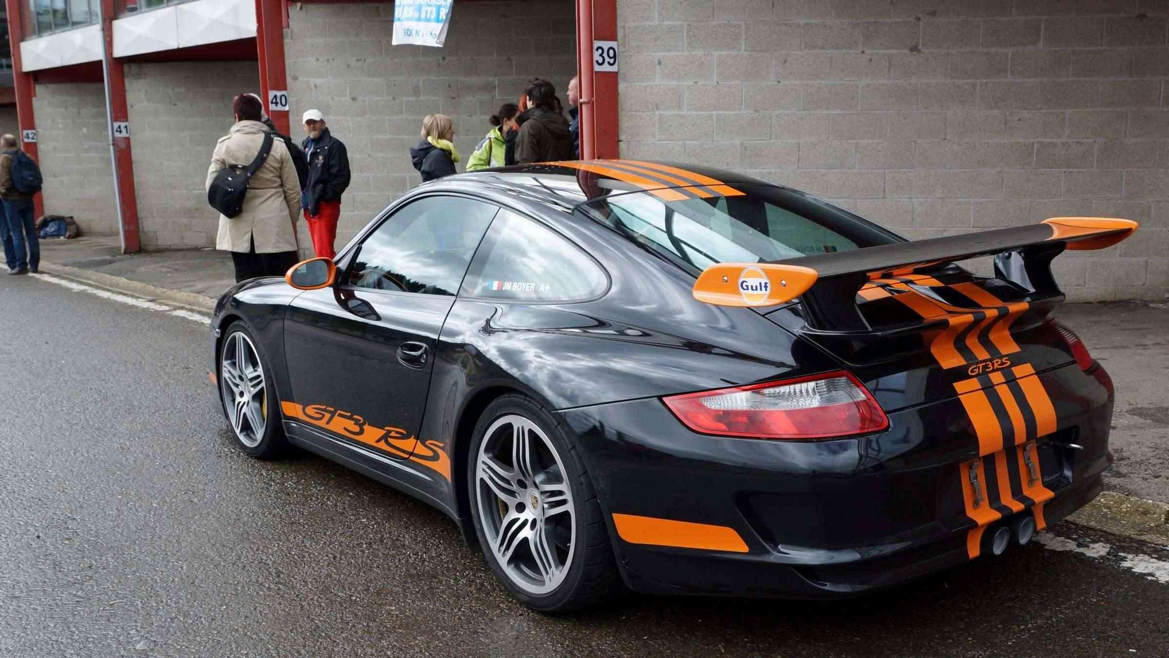 Compte rendu des Porsche Days Francorchamps 2014 Dsc01118