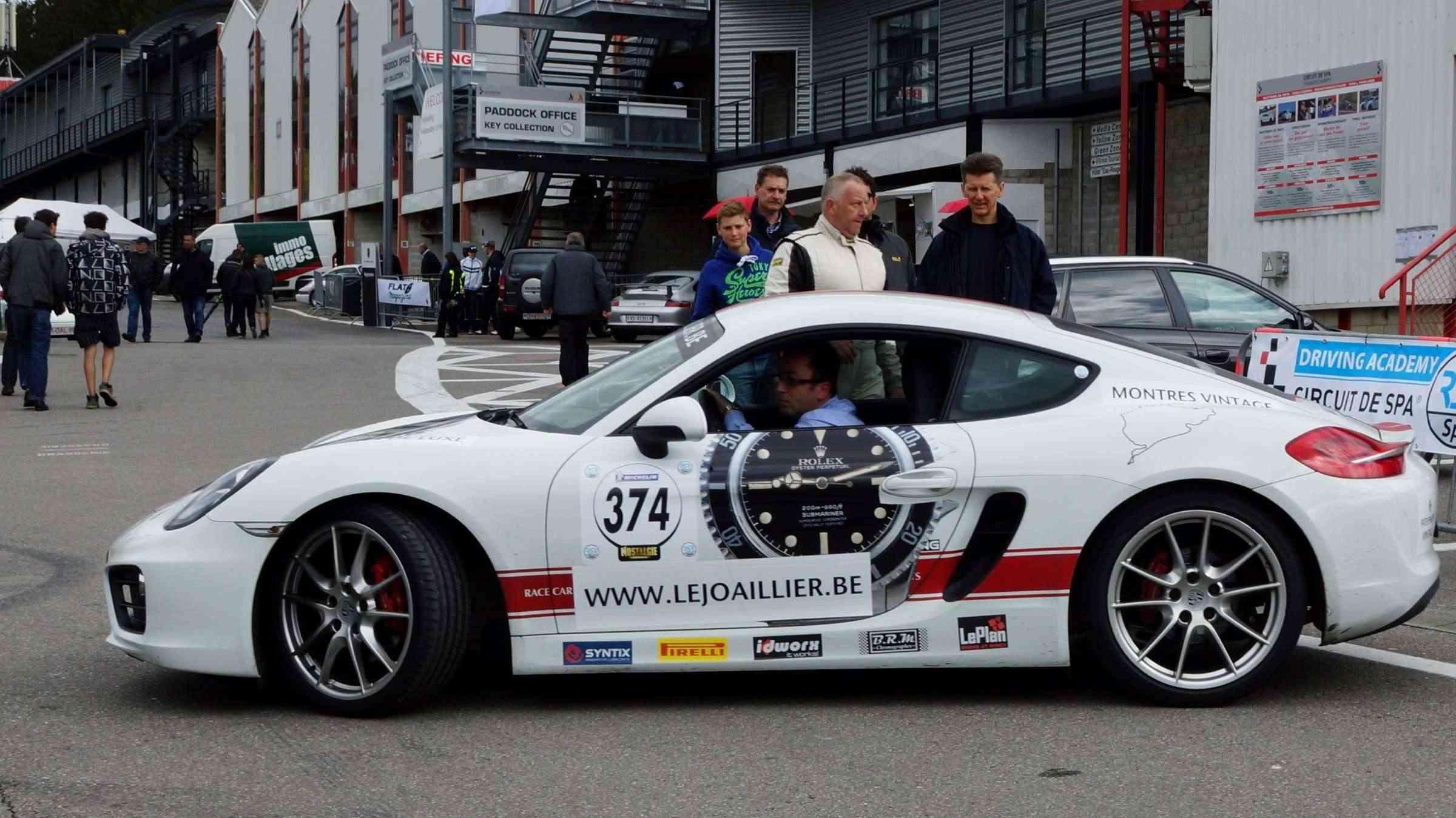 Compte rendu des Porsche Days Francorchamps 2014 Dsc01121