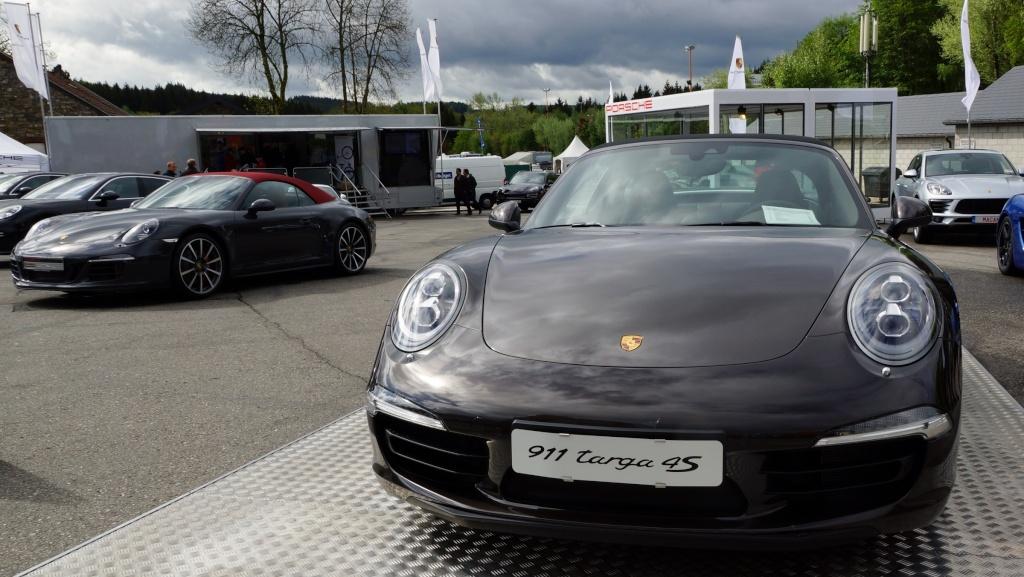 Compte rendu des Porsche Days Francorchamps 2014 Dsc01124