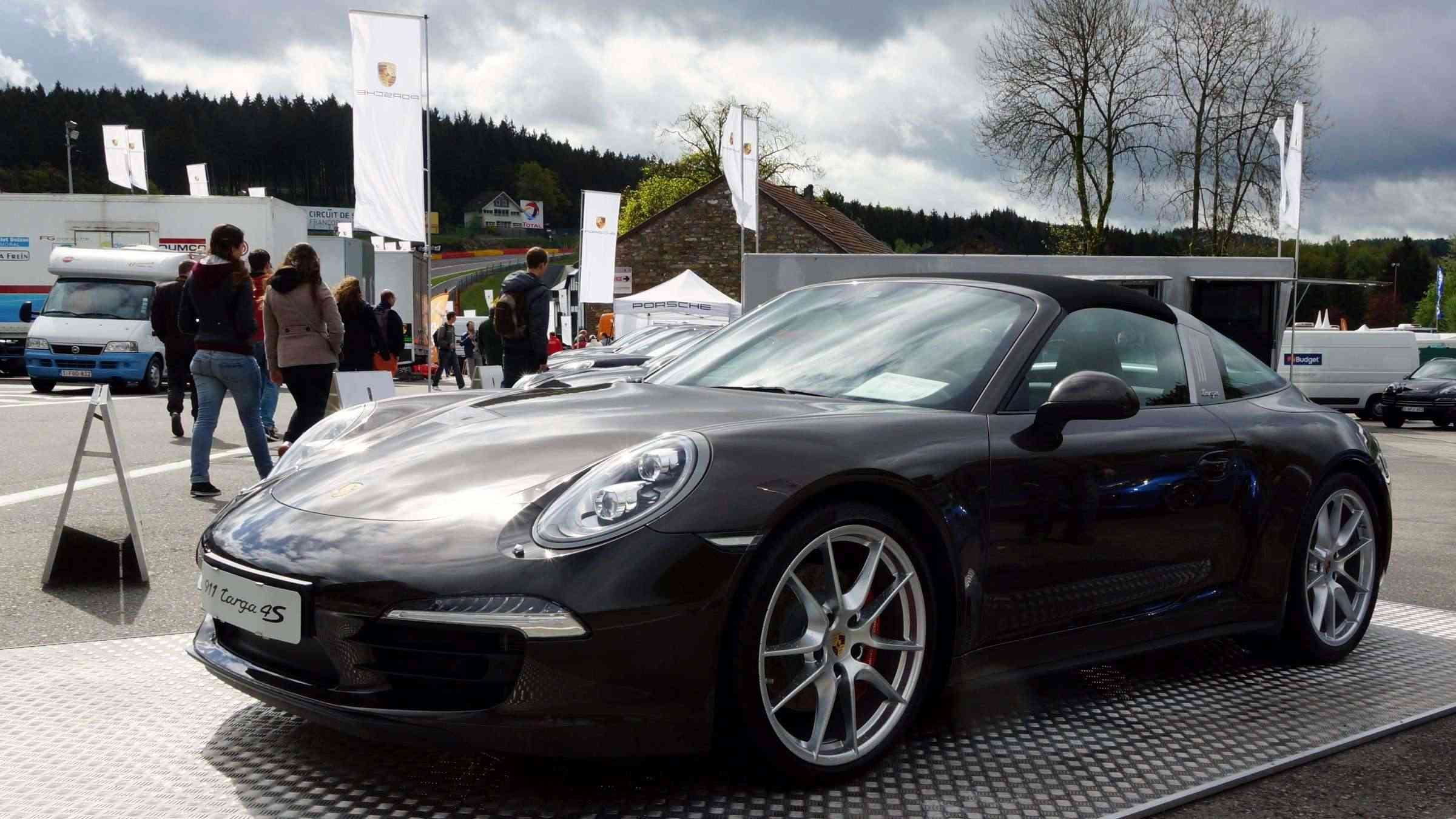 Compte rendu des Porsche Days Francorchamps 2014 Dsc01125