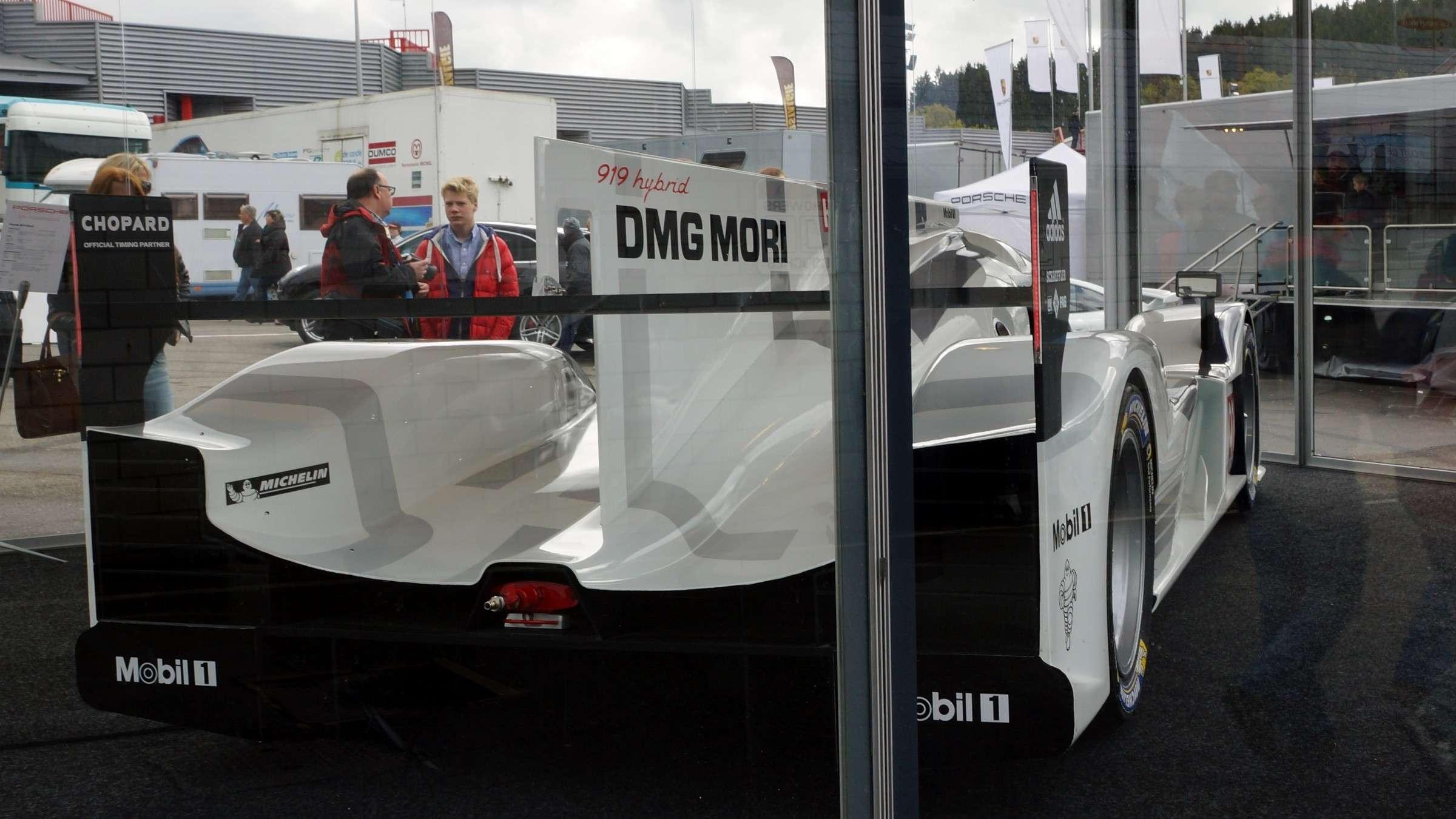 Compte rendu des Porsche Days Francorchamps 2014 Dsc01128