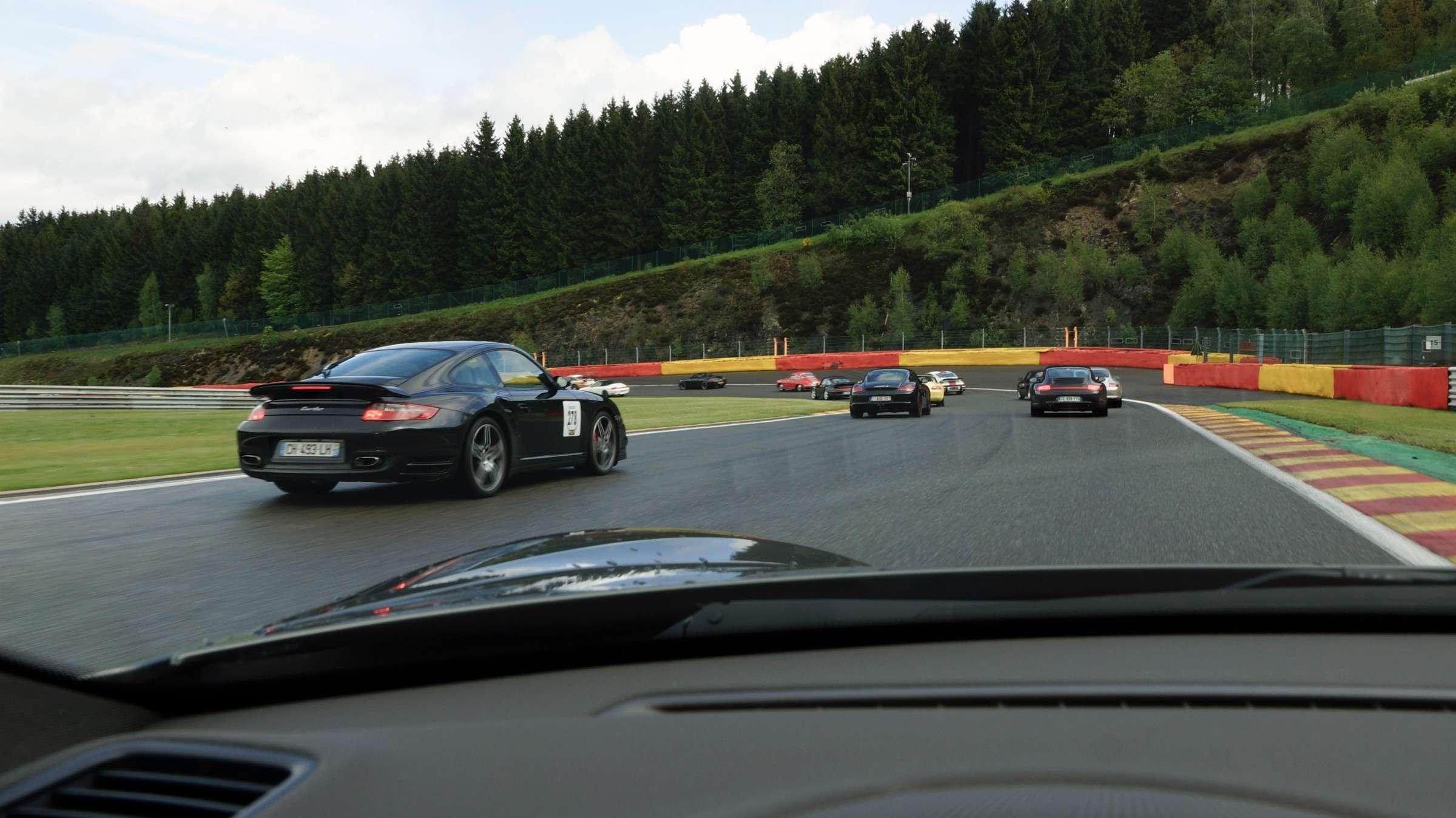 Compte rendu des Porsche Days Francorchamps 2014 Dsc01131