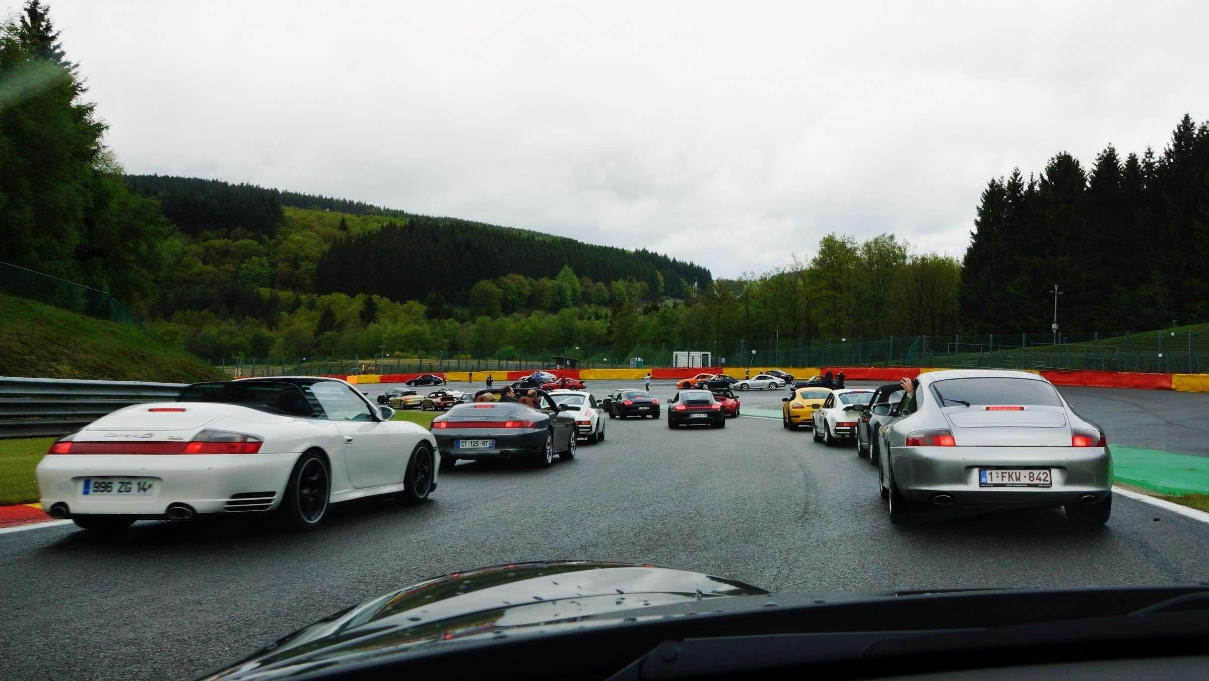 Compte rendu des Porsche Days Francorchamps 2014 Dsc01132