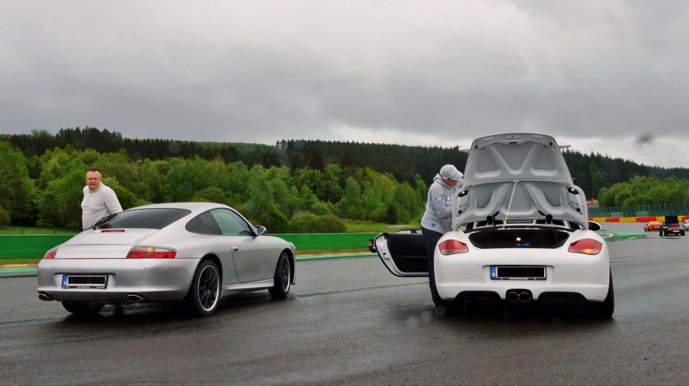 Compte rendu des Porsche Days Francorchamps 2014 Dsc01133