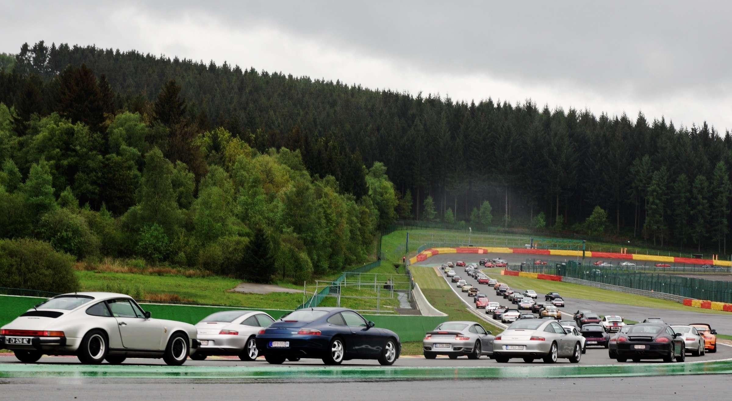 Compte rendu des Porsche Days Francorchamps 2014 Dsc01134
