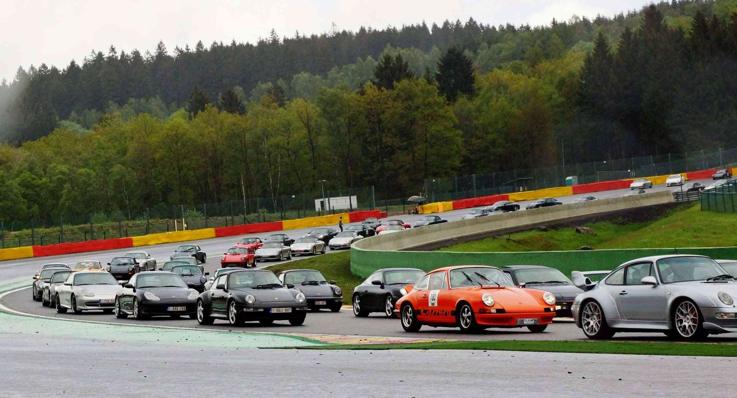 Compte rendu des Porsche Days Francorchamps 2014 Dsc01136