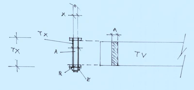 Photos detaillées du bras articulé/chariot/guide parallèle de ma scie circulaire kity 415 Croqui11