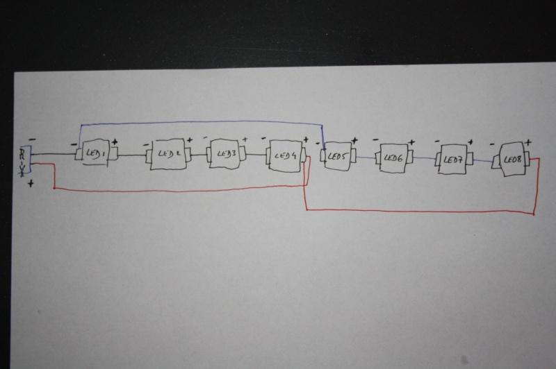 Fabrication d'une rampe LED, bon marché. Img_2858