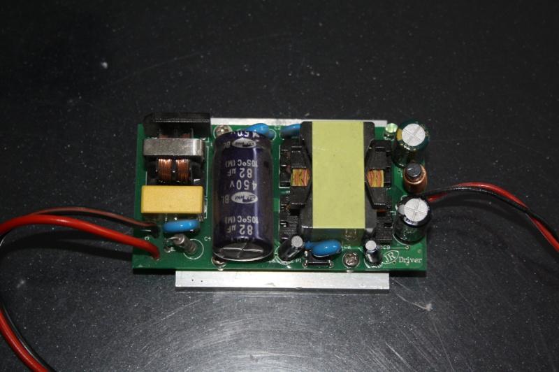 Fabrication d'une rampe LED, bon marché. Img_2860