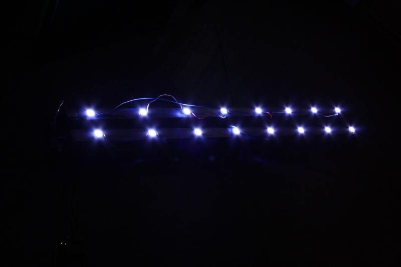 Fabrication d'une rampe LED, bon marché. Img_2863