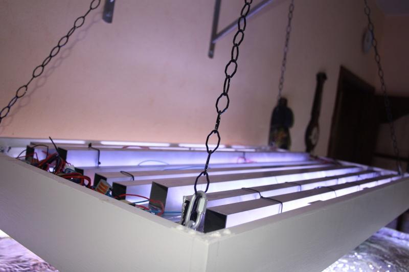 Fabrication d'une rampe LED, bon marché. Img_2864