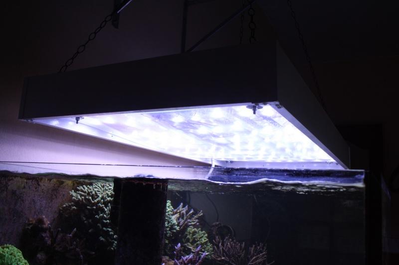 Fabrication d'une rampe LED, bon marché. Img_2865