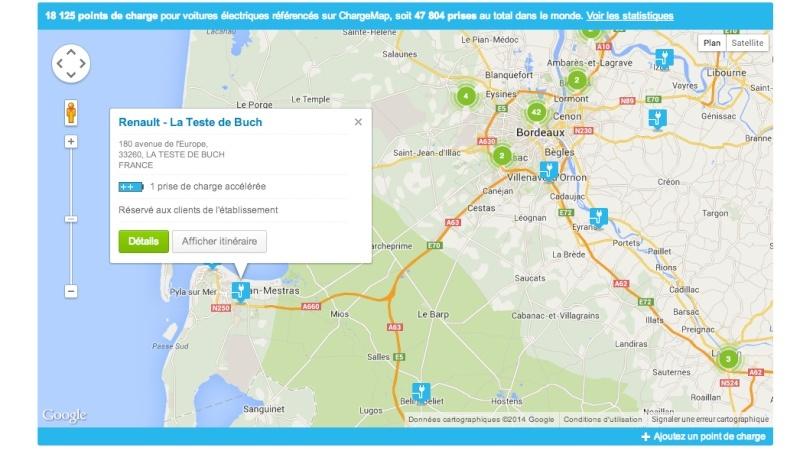 campagne de mise à jour borne chargemap Captur14