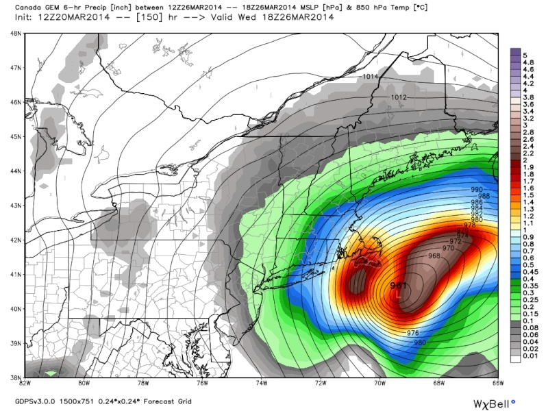 *BLOG* (page 13) March 25th-26th Possible Coastal Storm Cmc_pr11