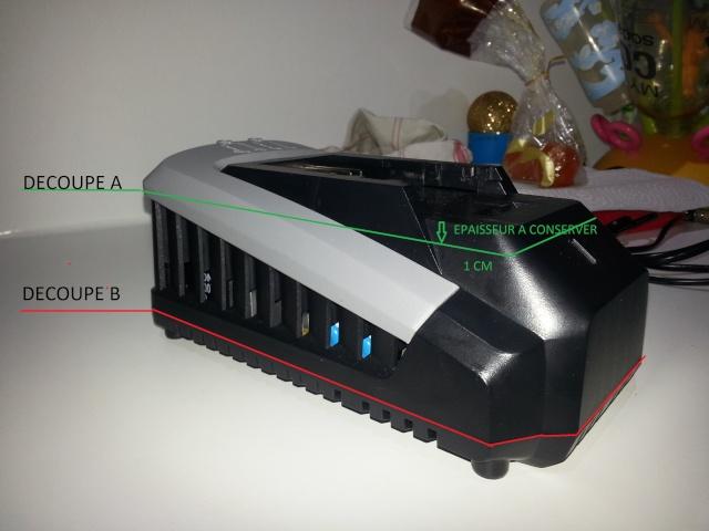 """""""TUTO""""Pose de batterie MAC ALLISTER lithium 36 volt 4amp de chez casto sur nos jouet  20140113"""