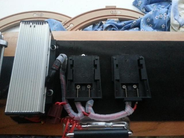 """""""TUTO""""Pose de batterie MAC ALLISTER lithium 36 volt 4amp de chez casto sur nos jouet  20140123"""