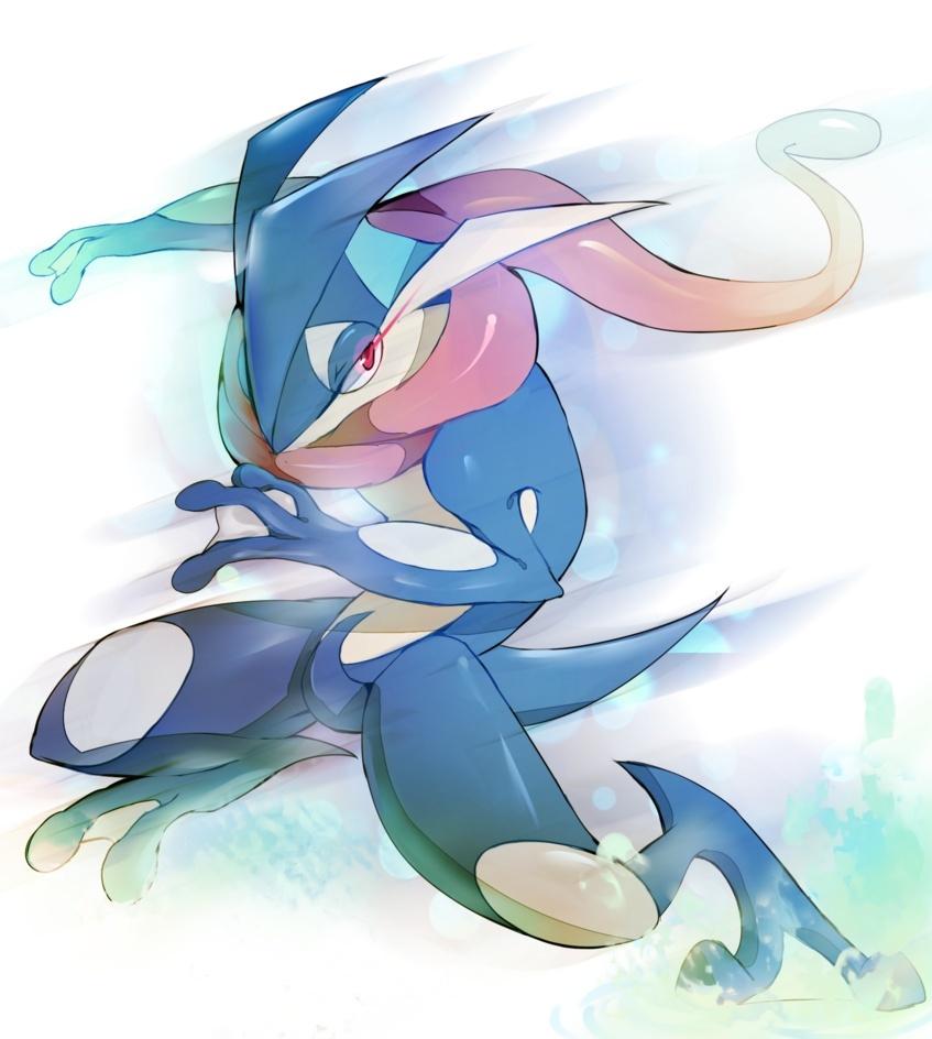 [Pokémon] votre équipe dans SSB4 ! Grenin10