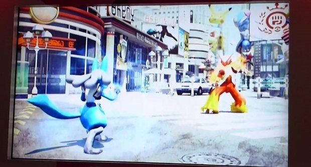 E3 2014 de Nintendo Pokken10