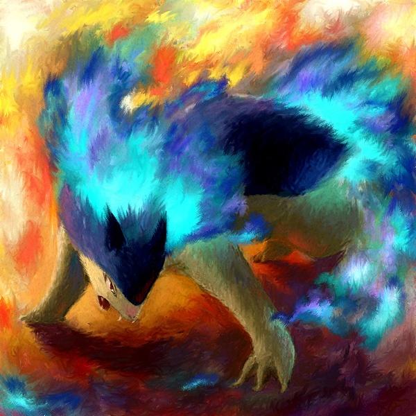[Pokémon] votre équipe dans SSB4 ! Typhlo10