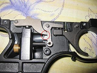 Customisation Benjamin Marauder Pistol Mehani10