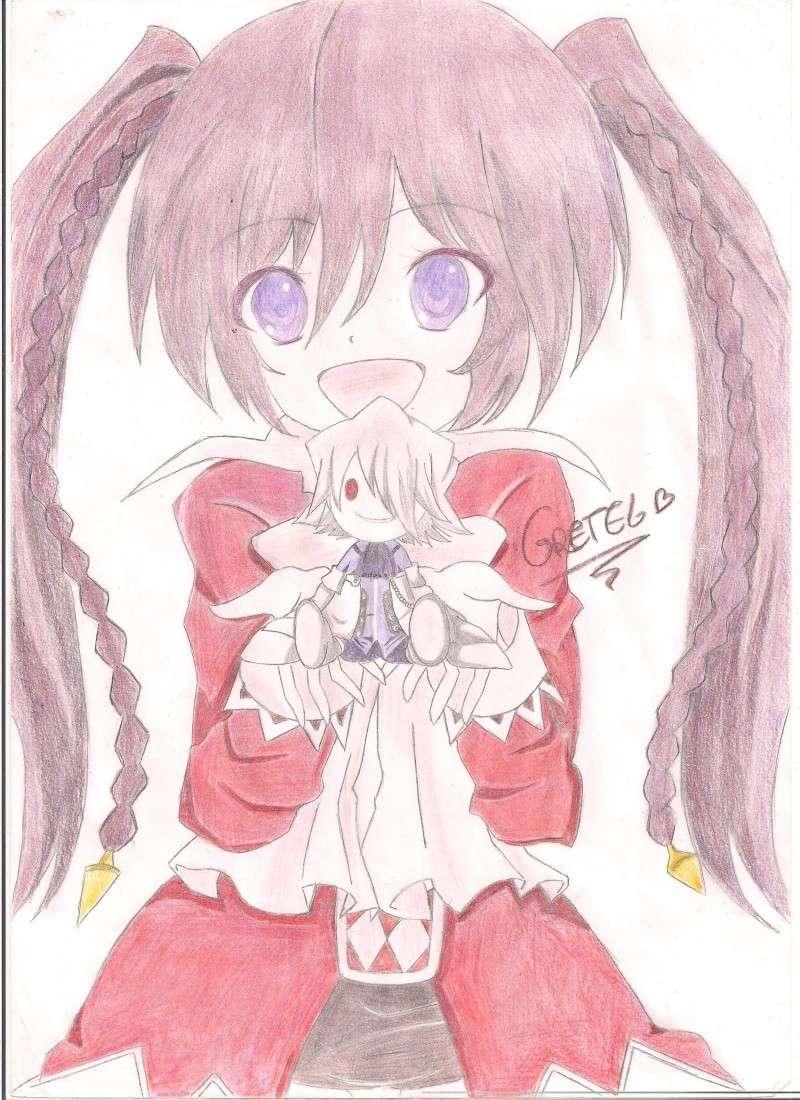 Dessins d'une 'tite violette Gretel10
