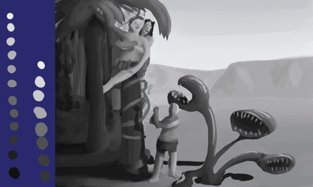Lazu [Challenge de l'été P20] - Page 6 Painto10