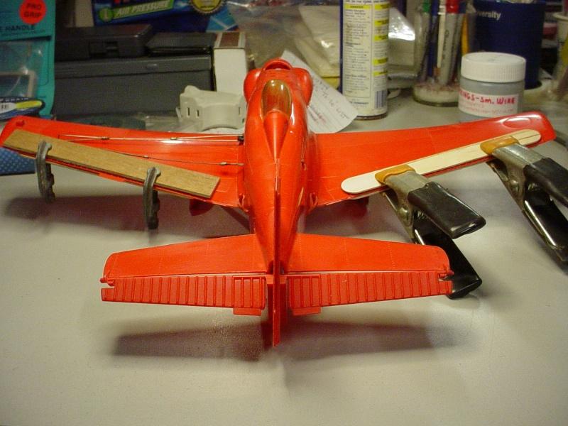wing warp on Cosmic Wind 4-11-110