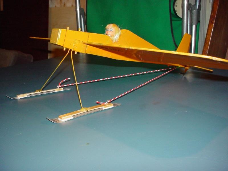 skis - skis for Winter flying Barbie11
