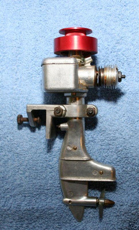Cox outboard boat motor Wen-ma10