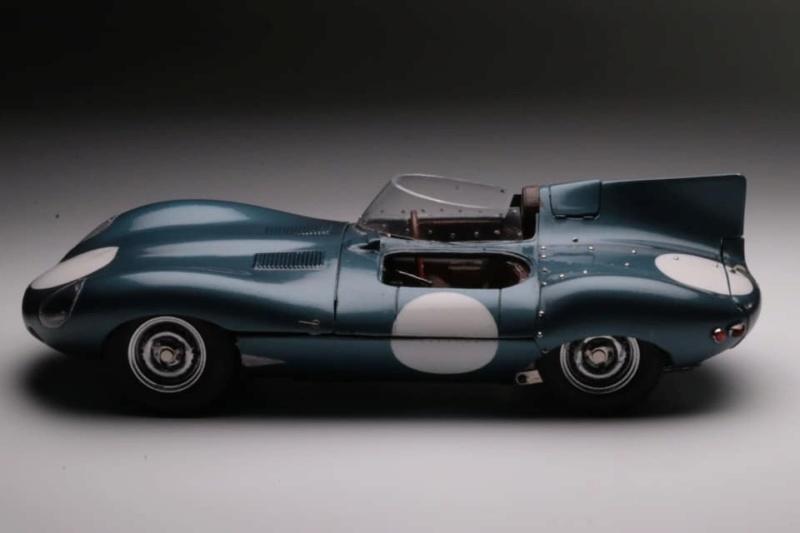 1956 Jaguar Type-D de chez Profil24 1/24 0_110