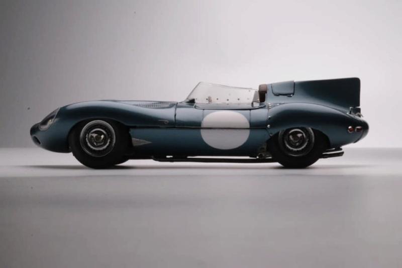 1956 Jaguar Type-D de chez Profil24 1/24 0_210