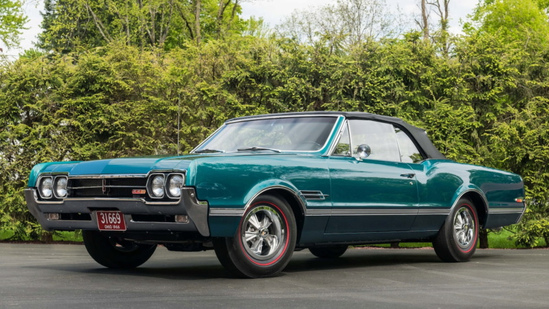 1966 Olds 442 W-30 AMT - Page 3 1-155810