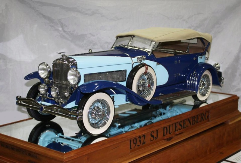 1932 Duesenberg SJ ''scratchbuilt'' 1/6 10805610