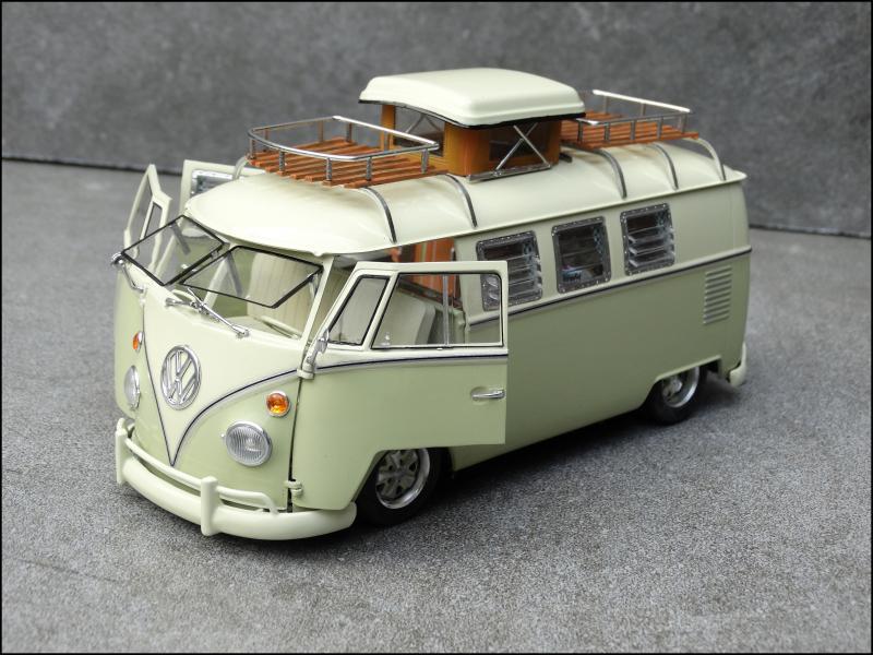 VW T1 Camper 129