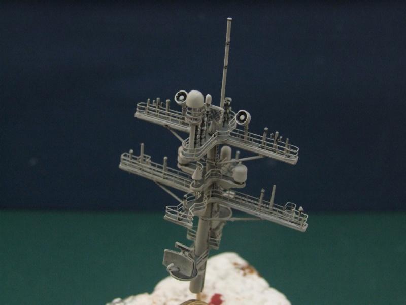 USS Nimitz CVN 68 de chez Trumpeter à l'échelle 1/350 14000110