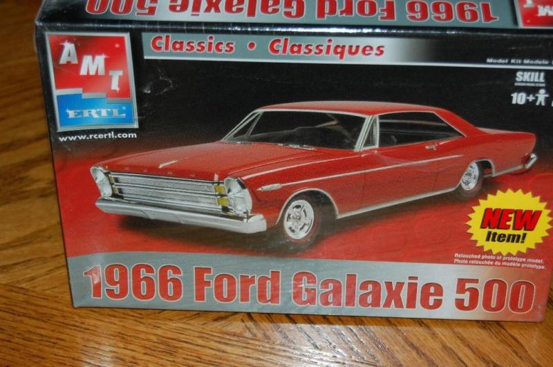 1967 Ford Galaxie 500 XL 427 ''R'' code (transkit en résine) 15932110