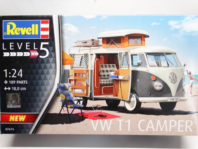 VW T1 Camper 18028310