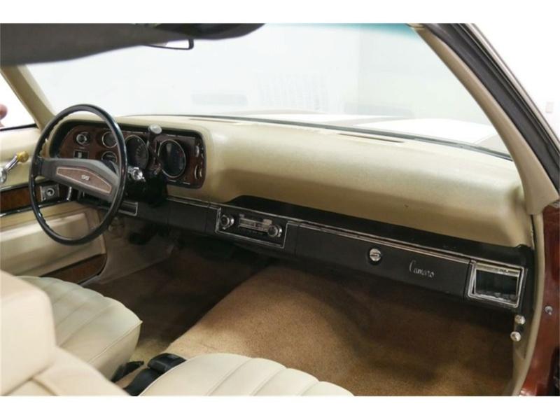 1970½ Camaro Baldwin Motion 18205511