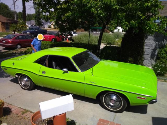 1970 Dodge Challenger ''Deputy'' AMT 1/25 1970-d11