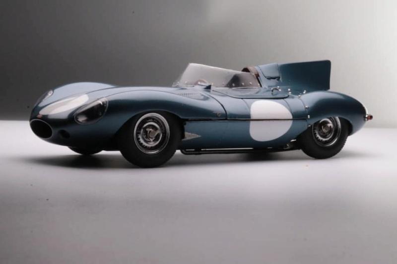 1956 Jaguar Type-D de chez Profil24 1/24 1_112