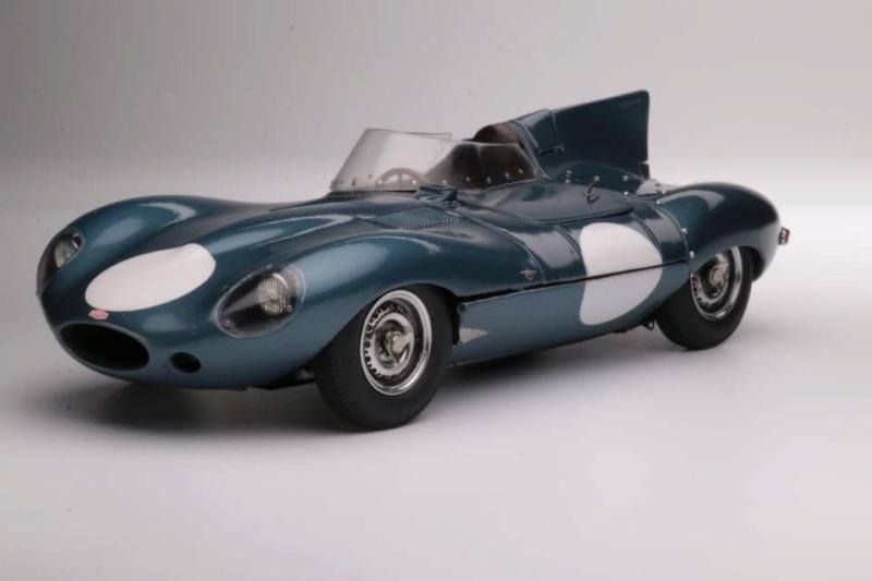 1956 Jaguar Type-D de chez Profil24 1/24 1_212